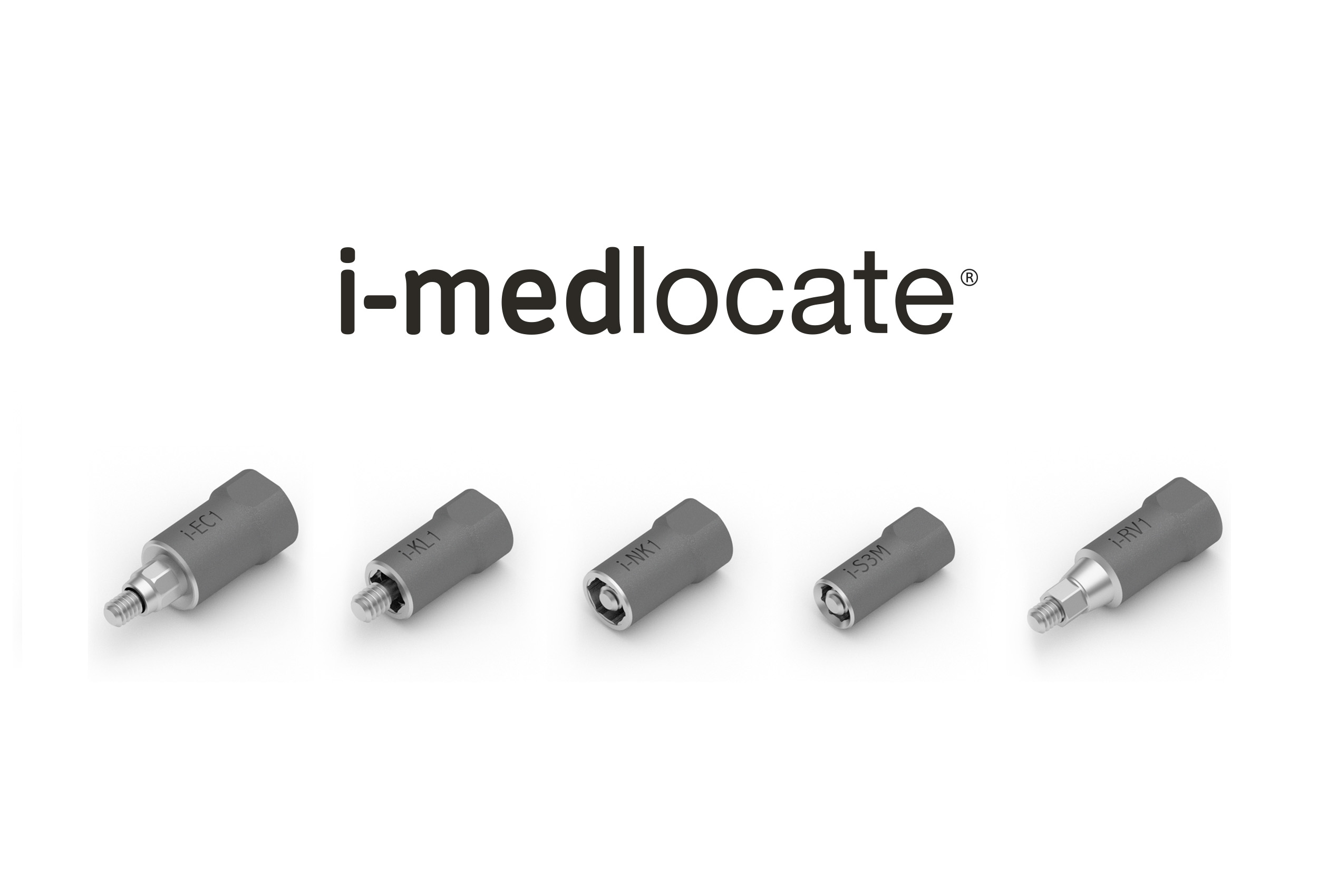 Scan-Abutments i-Medlocate®