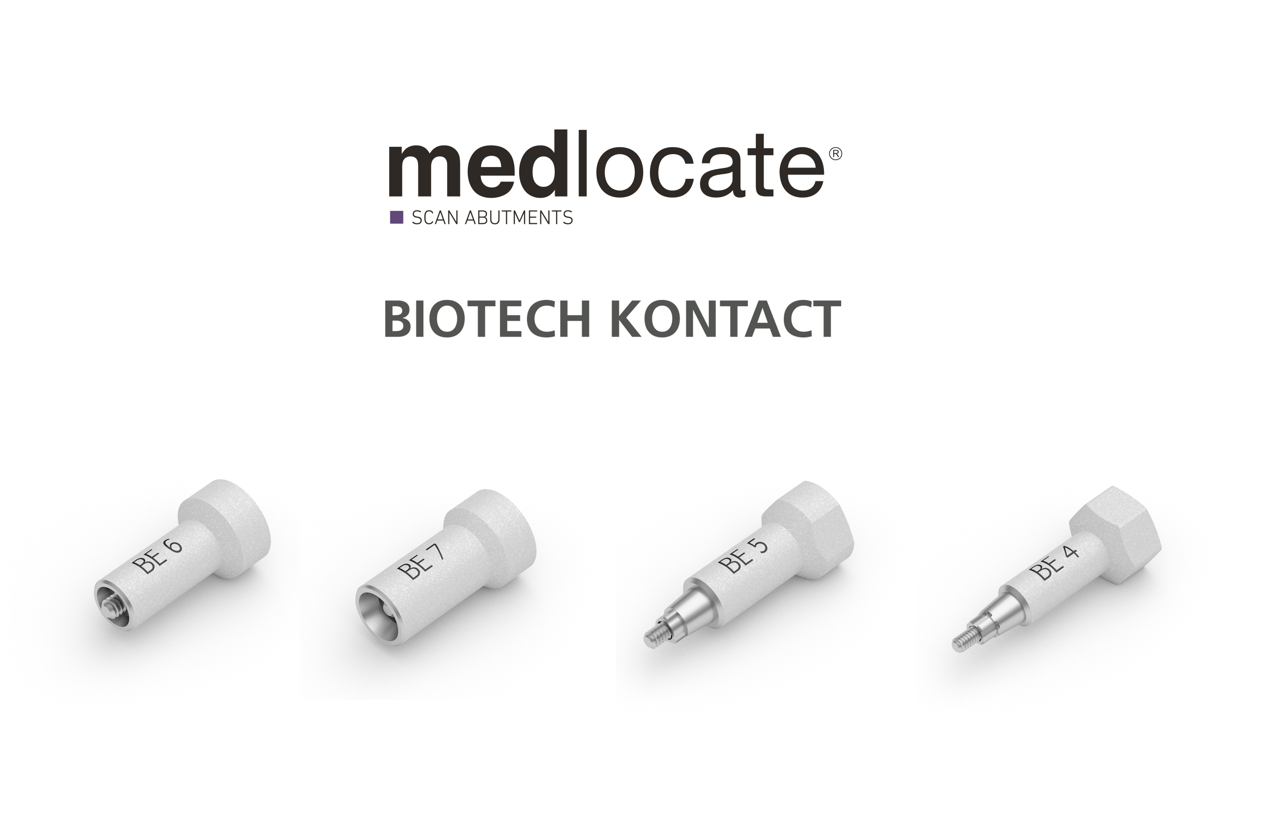 New libraries MEDLOCATE® May / 2017